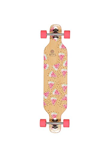 BTFL Lexy - Komplettboard - Longboard, Drop-Through, 96,5 cm - Made for Girls -