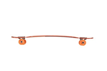 BTFL Luna - Komplettboard - Longboard, Drop-Through mit Kicks, Freestyle, 99 cm - Made for Girls -