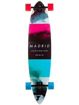 Madrid Longboard Cloud Basic 38 Complete, 817956018689 -