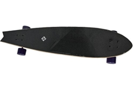 Longboard Street Surfing Fishtail - Cloudy 42'''' -