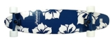 Paradise Complete Longboard Kicktail The Mallows 40.0 x 9.0 -
